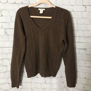 TWEEDS Cashmere Sweater (M)